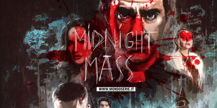 Artwork di Midnight Mass per Mondoserie