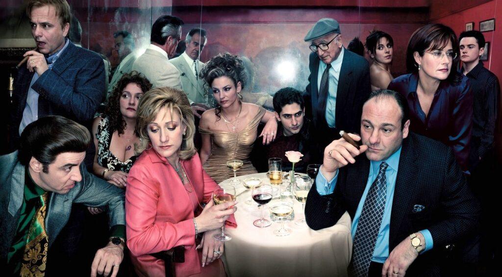 Foto: I Soprano cast gruppo