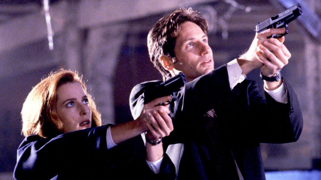 Foto: X-Files podcast
