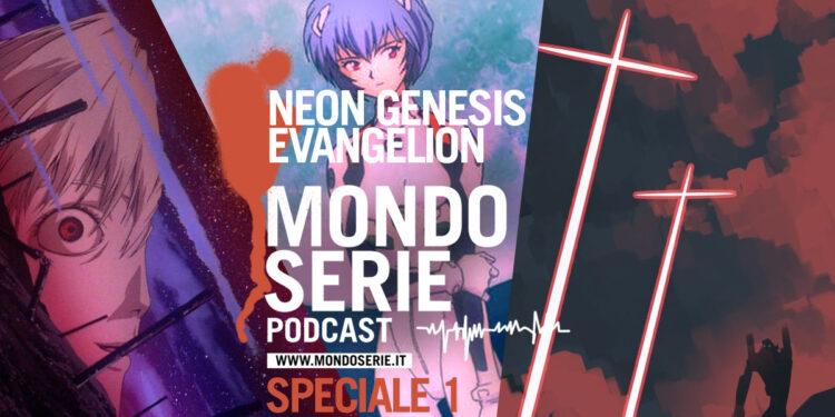 Artwork di Neon Genesis Evangelion podcast