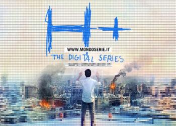 Artwork di H+ The Digital Series per MONDOSERIE