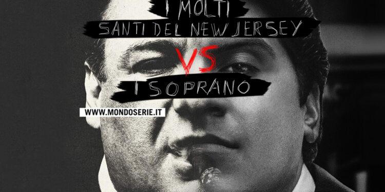 Artwork: I molti santi del New Jersey vs I Soprano