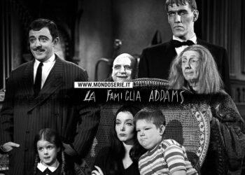 Cover: La famiglia Addams per Mondoserie