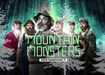 Artwork di Mountain Monsters per Mondoserie