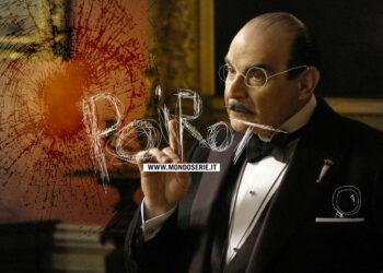 Artword di Poirot per Mondoserie