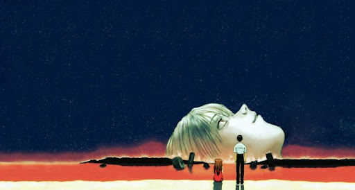 Foto: Neon Genesis Evangelion podcast