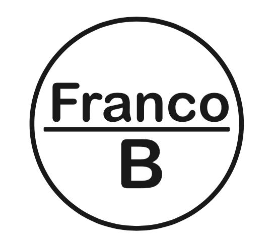 Franco B Logo