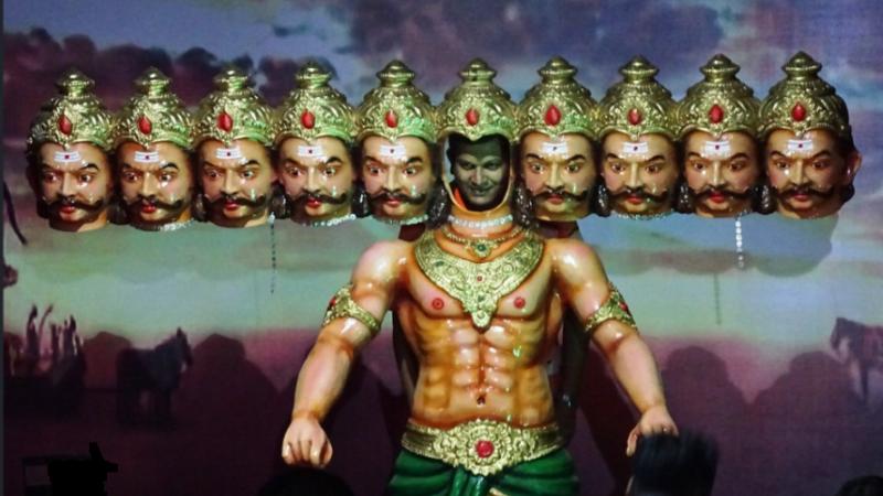 Raavan is still Alive