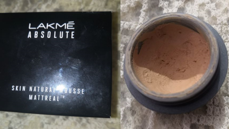 Lakme Absolute Mousse (Foundation) Review