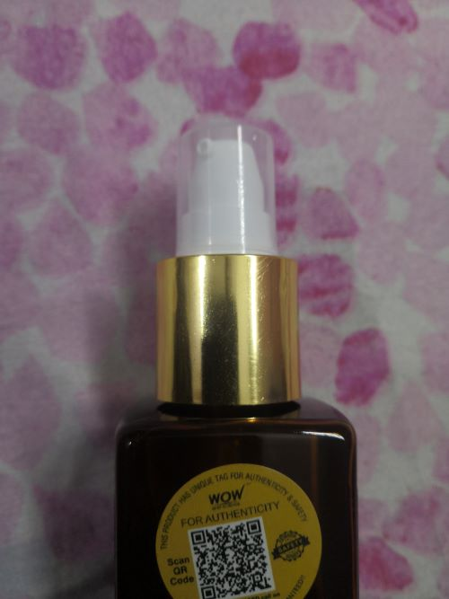 Nozzle of wow Onion Oil