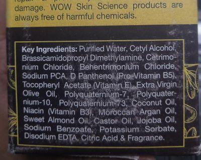 Wow conditioner ingredients