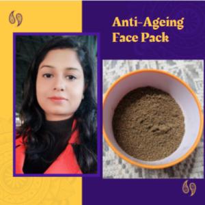 DIY Anti-Ageing Face Pack