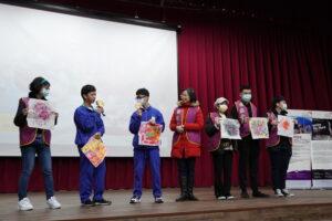 學生們分享參與圓緣飢餓12心得