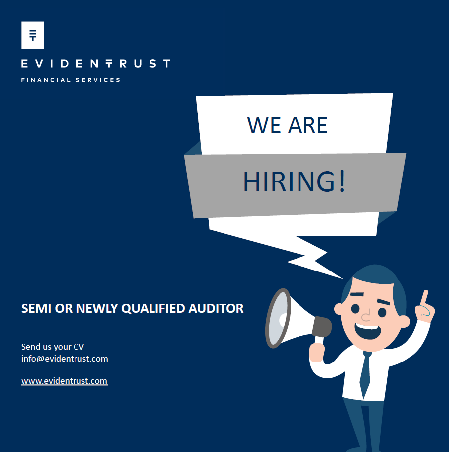 Hiring Semi or Newly Qualified Accountant