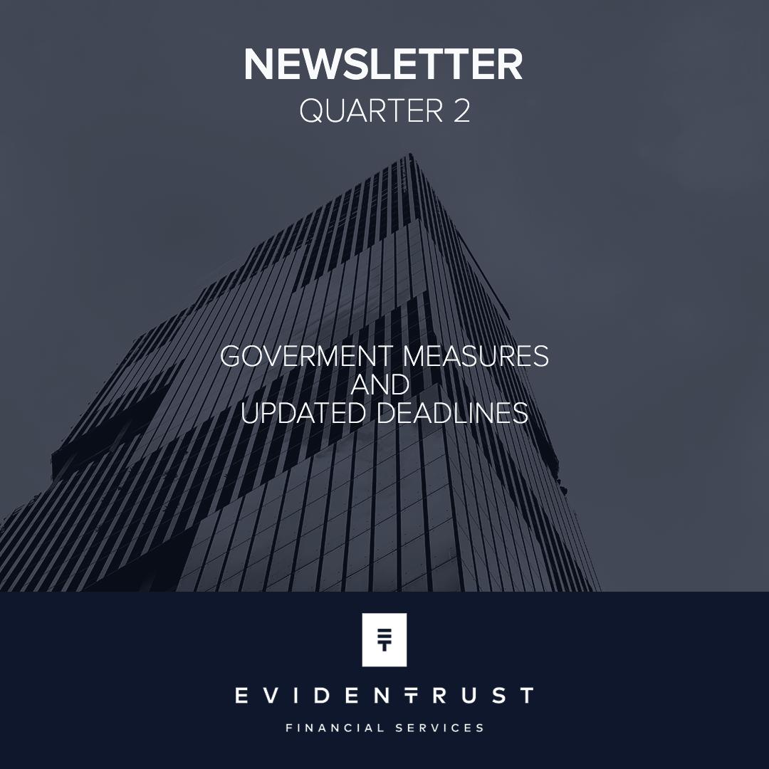 Quarter 2  Newsletter – 2020