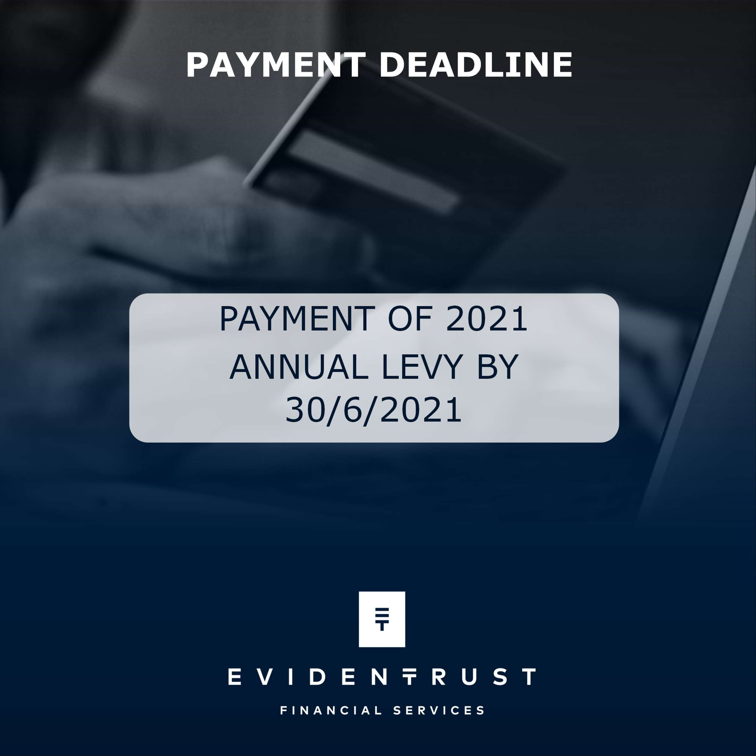 Annual Levy for Companies – 2021