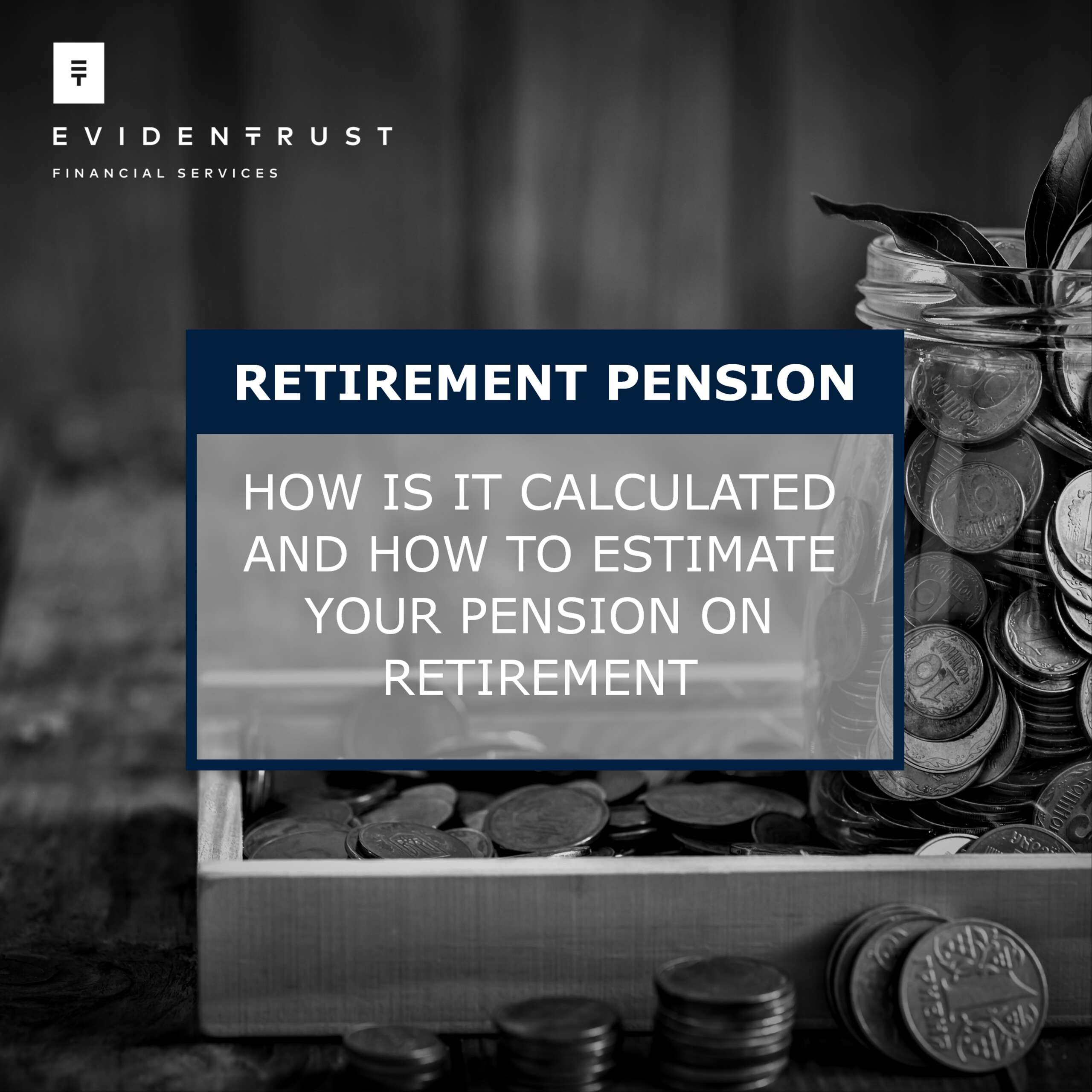 How is the pension calculated in Cyprus?