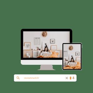 Site Internet pour Startup