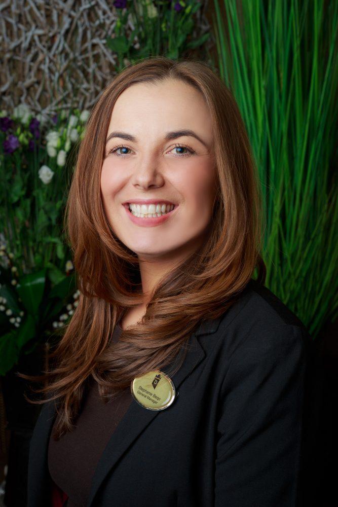 Stephanie Beqo