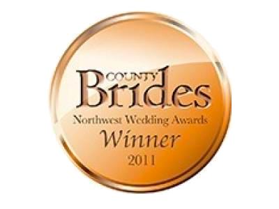 County Brides Best Wedding Venue Lancashire 2011 Award