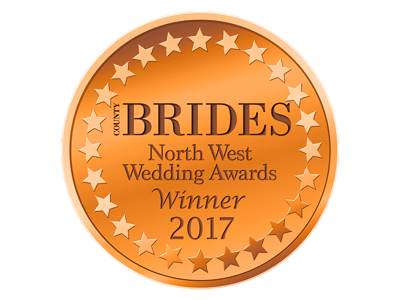 County Brides Best Wedding Venue Lancashire 2017 Award