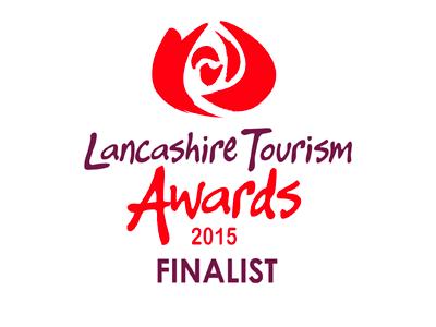 Lancashire Tourism Awards 2015 Best Wedding Venue Finalist