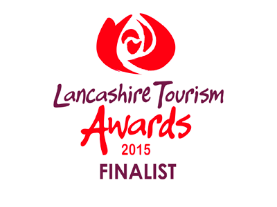 Lancashire Tourism Awards 2015 Best Wedding Venue Finalist