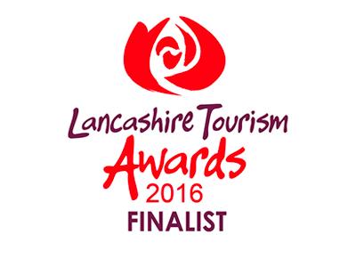 Lancashire Tourism Awards 2016 Best Wedding Venue Finalist