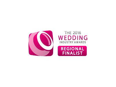 The Wedding Industry Awards 2016 Best Countryside Venue Regional Finalist