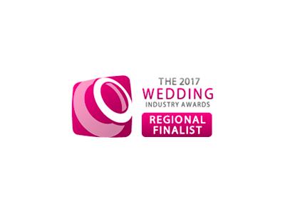 The Wedding Industry Awards 2017 Best Countryside Venue Regional Finalist