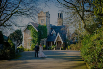 A Spring wedding at West Tower