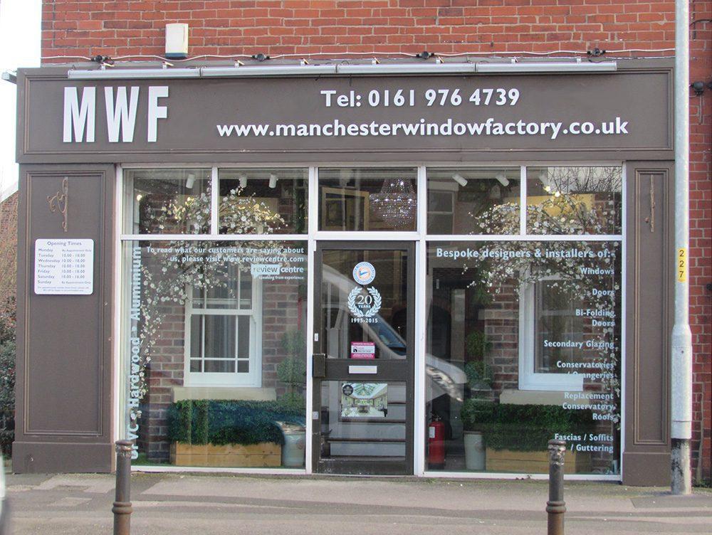 MWF - Showroom front
