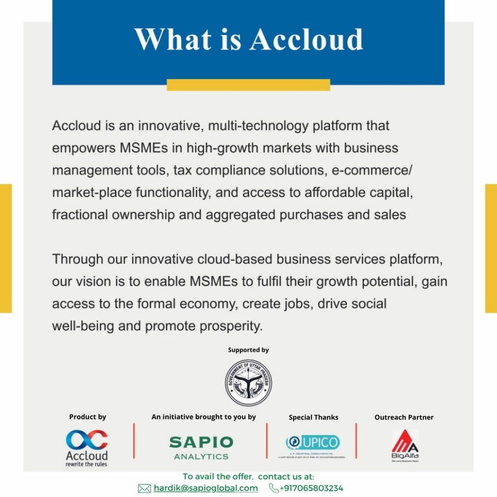 What is Accloud