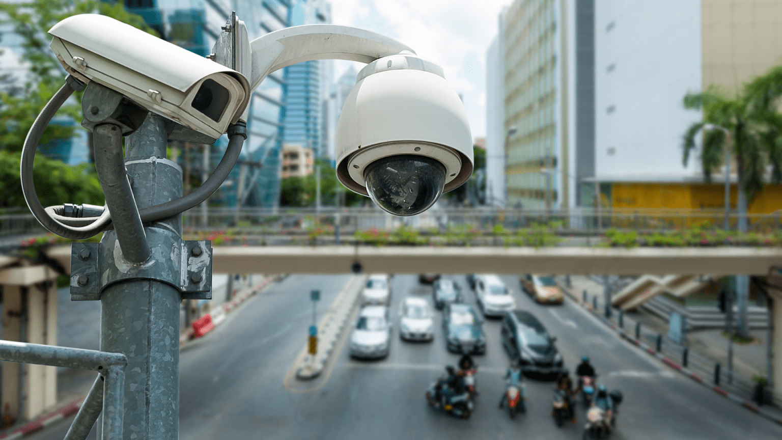 Artificially Intelligent Security and Surveillance