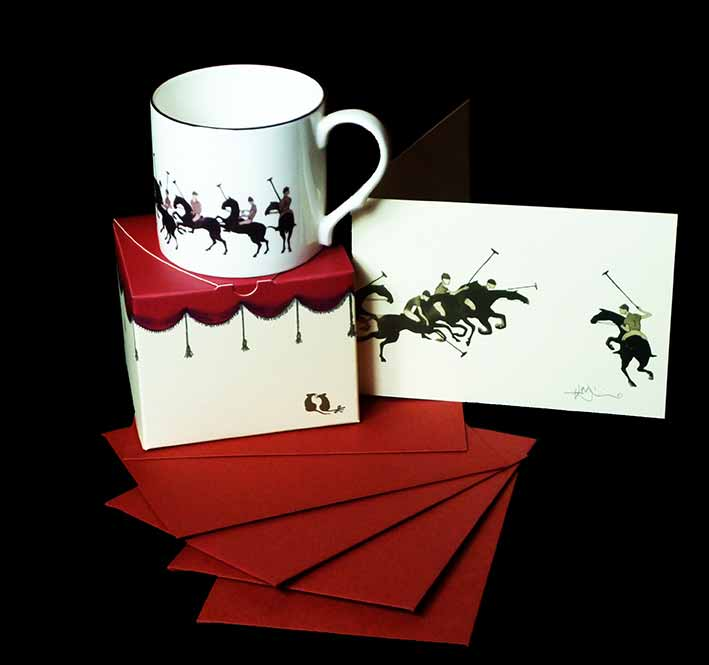 gift for polo player