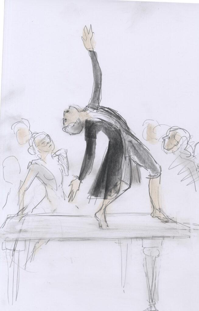 Casanova Northern Ballet Julian Williams