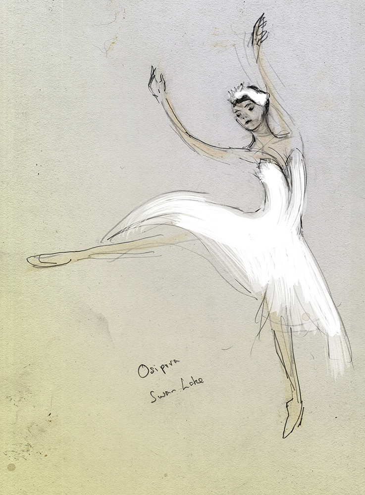 Osipova royal Ballet