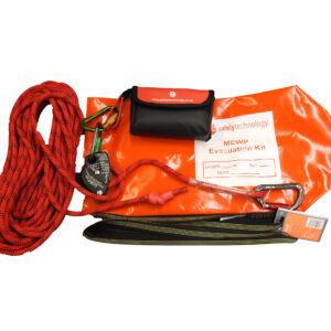standard mewp evacuation kit