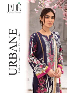 Jade Urbane(Embroidered Lawn Collection)