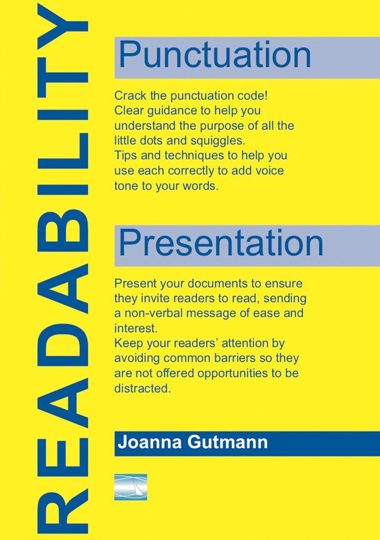 Readability Book