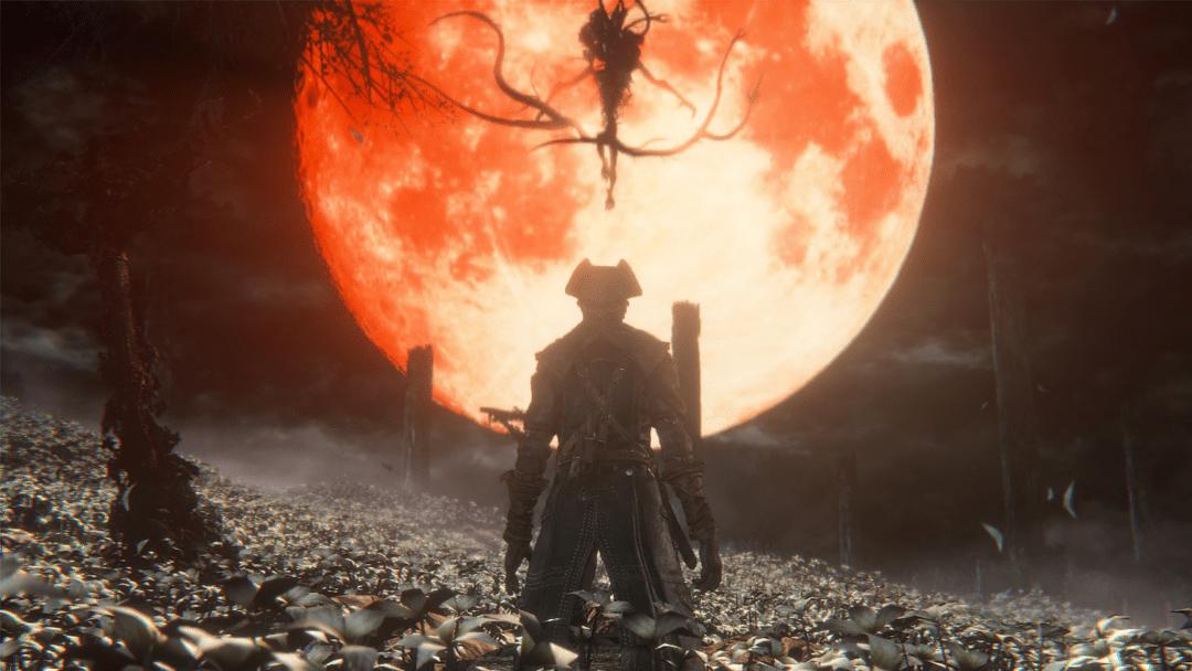 Bloodborne immagine Moon Presence
