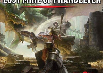 Lost Mine of Phandelver Cover