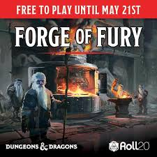 Forge of Fury Cover