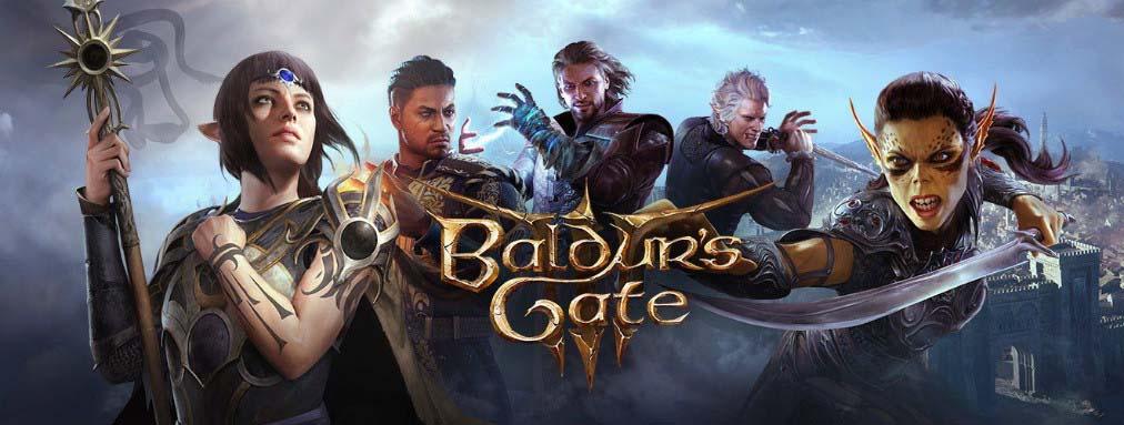 Heroes of Baldur's Gate 3
