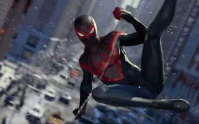 PlayStation5 – The New Spider-Man