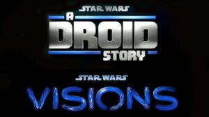 A Droid Story-Visions