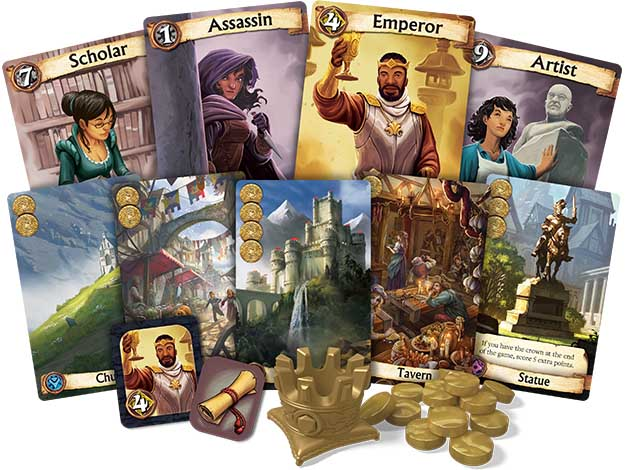 Citadels Draft