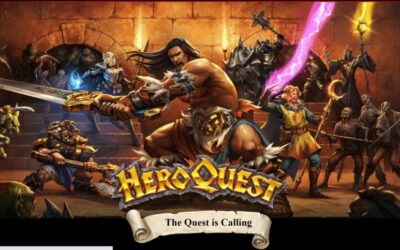 HeroQuest is Back