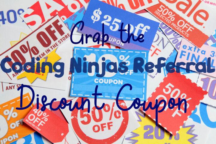Coding-Ninjas-Referral-Discount-Coupon