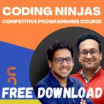 coding ninjas competitive programming course free download